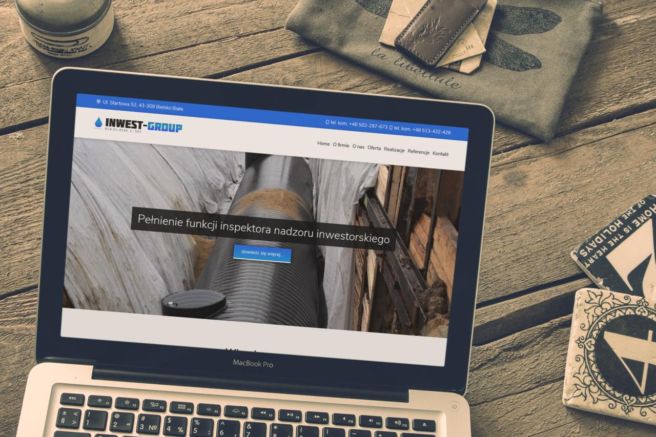 Nowa strona www dla inwest-group.pl
