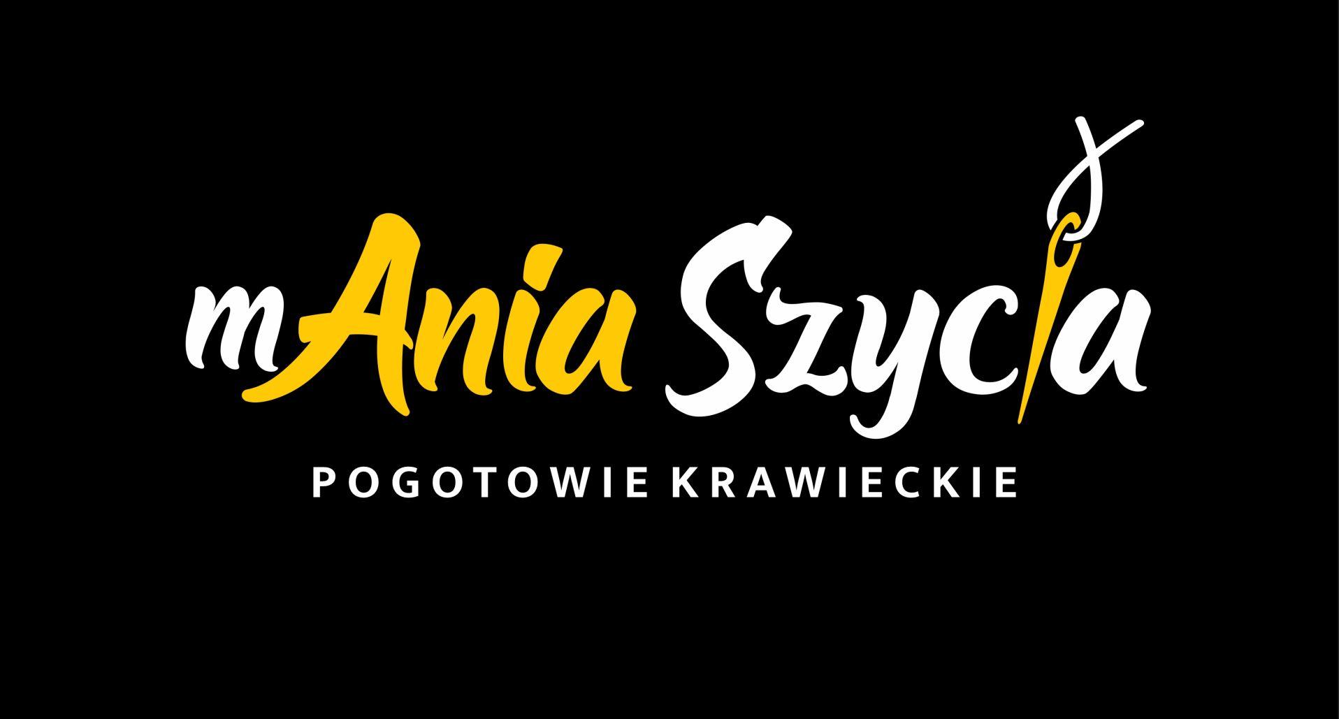 Wykonanie logo dla Mania Szycia